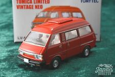 [TOMICA LIMITED VINTAGE NEO LV-N104b 1/64] TOYOTA TOWNACE WAGON (Red)