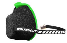 Wolfsnout Pro Sport Dust Mask Green ATV UTV Off Road Motorcycle Shield Dirt NEW