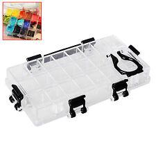 General 24Compartments Plastic Watercolour Compact Set Palette Box Pigment Case