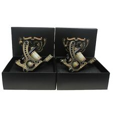 Thomas Brass Coil Tattoo Machine Tattoo Gun Handmade for Tattoo Power Supply ...