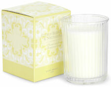 LAURA ASHLEY Home Aroma GLASS Jar Citrus Blossom and Nectar Scented Candle SALE!