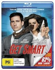 Get Smart - Terry Crews Blu-ray Discs NEW