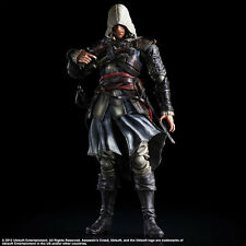 ASSASSIN'S CREED IV PLAY ARTS KAI EDWARD KENWAY FIGURINE FIGURE PAK -SQUARE ENIX