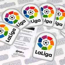 LFP, Liga Futbol Profesional 2016-17 sleeve patch, badge, player issue