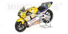 Honda NSR 500 #46 Valentino Rossi GP LeMans 2001 1:12 Model 122016176 MINICHAMPS