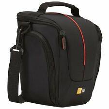 Case Logic DCB-305 Compact System/Hybrid/Camcorder Kit Bag (Black)  Brand New