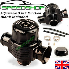 AUDI A3 S3 A4 A6 1.8T 20v fit DUAL PORT TURBO BOV DIVERTER DUMP BLOW OFF VALVE