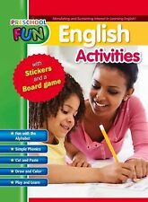 Preschool Fun - English Activities (Preschool Fun Series), Popular Book Company,