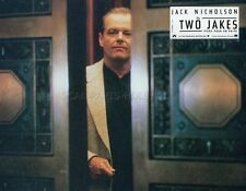 JACK NICHOLSON  THE TWO JAKES 1989 VINTAGE LOBBY CARD #6