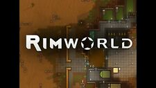 RimWorld Steam Gift (PC/MAC/LINUX) -  Region free -