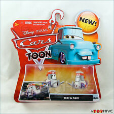 Disney Cars Toon Teki & Paki from Tokyo Mater short #19 and #20