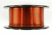 Magnet Wire 14 AWG Gauge Enameled Copper 1.5lb 118ft 200C Magnetic Coil Winding