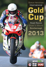 Scarborough International Gold Cup Road Races - Review 2013 (New DVD) Racing