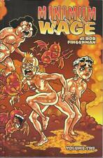 MINIMUM WAGE VOLUME 3 EDIZIONE MAGIC PRESS