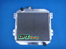 ALUMINUM RADIATOR FORD CAPRI RS/ESCORT SUPERSPEED MK1 ESSEX V6 2.6/3L