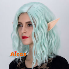 Halloween Costume Ear Tips Anime Manga Elf Ears Costume Elf Fancy Dress Latex -1