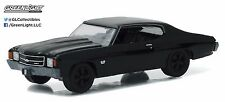1:64 GreenLight *BLACK BANDIT R16* 1972 Chevelle SS *NIP*