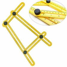 Angle-Izer Ultimate Tile & Flooring Template Tool Multi-Angle Measuring Ruler GY