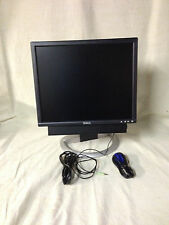 "Dell UltraSharp 2001FP 20"" LCD Monitor VGA DVI USB + ***  SOUND BAR ***"