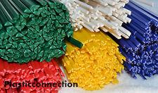 Plastica di saldatura BACCHETTE STARTER MIX 200pcs ABS, HDPE, P / E, PP, PPO, PP / EPDM, POM, PC, gam