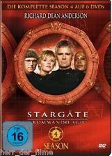 STARGATE SG-1 SEASON 4 Box-Set (6 DVDs) NEU+OVP