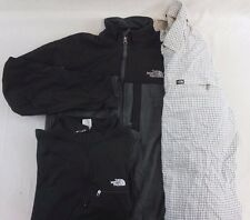 The North Face Lot of 3 Men's Fleece Jackets/Plaid Shirt Size Medium M [S12426]