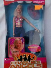 Charlie's Angels Barbie Doll Natalie Cameron Diaz Action Figure Collectible