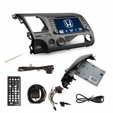 For HONDA Civic Car DVD Player GPS Navigation Dash Stereo Radio System BT TV USB