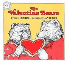 Acc, The Valentine Bears, Bunting, Eve, , Book