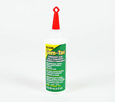 Beacon Adhesives Gem Tac Permanent Fabric Glue 118ml - Rhinestones Crystals etc