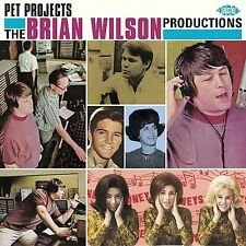Pet Projects: The Brian Wilson Productions CD (Ace) Beach Boys