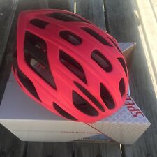 NIB Specialized Bicycle Propero II (2) Women's Helmet Pink Size Large