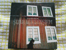 Stina Nordenstam ‎– Get On With Your Life V2 ‎– VVR5028018 Stickered CD Single