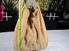 """Authentic Louis Vuitton LV Logo Drawstring Storage/ Dust Bag L24""""X19""""X6"""""""