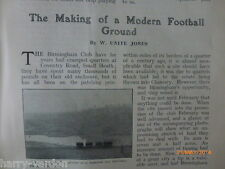 Rugby birmingham city football patinage sur glace corinthiens old photo article 1907