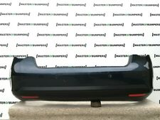 VW JETTA 2005-2010 MK5 REAR BUMPER IN GREEN COMPLETE [V152]
