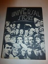 THE UNIVERSAL STORY COMPLETE HISTORY OF STUDIO & ITS 2,641 FILMS 1983 HBDJ B227