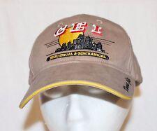 CEI ELECTRICAL & MECHANICAL Contractors KCMO Baseball Trucker Cap Hat Strapback