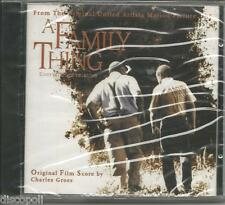 CHARLES GROSS - A family thing - CD OST 1996 SIGILLATO