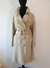 BURBERRY LONDON Trench Coat Imper Manteau FR 44,  UK 14, D 42, I 46