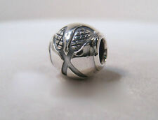 AUTHENTIC PANDORA LACROSSE CHARM #791271 BRAND NEW SPORTS SILVER FREE SHIPPING