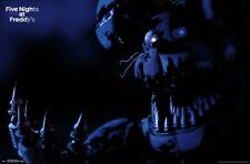 FIVE NIGHTS AT FREDDY'S - NIGHTMARE BONNIE POSTER - 22x34 VIDEO GAME 14930