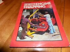 PETERSEN'S HOT ROD SHOP SERIES ENGINE SWAPPING Engines Muscle Cars Car Auto Book