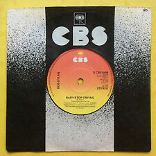 Bob Dylan - Baby Stop Crying / New Pony - CBS 6499 Ex Condition