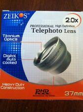 Pro Lens HD 2.0x Titanium Optics 37 Mm