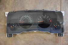 Dashboard Instrument Cluster for sale 2009 JEEP COMPASS