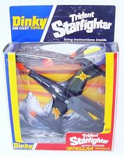 "Dinky Toys ""SPACE DUEL"" TRIDENT STARFIGHTER FIGHTER PLANE #362 New! MIB`78 RARE!"