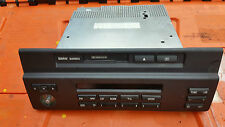 BMW E39 X5 BUSINESS RADIO PLAYER HEAD UNIT BECKER 8377005 520 - 540 ROUND PIN