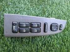 2000-2002 CHEVY SUBURBAN TAHOE YUKON MASTER WINDoW SWITCH OEM SEE PHOTO