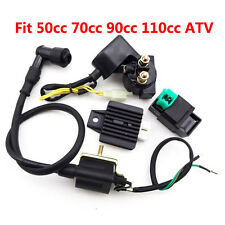 ATV Ignition Coil CDI Regulator Rectifier Relay Taotao 50cc 70 90cc 110cc 125cc